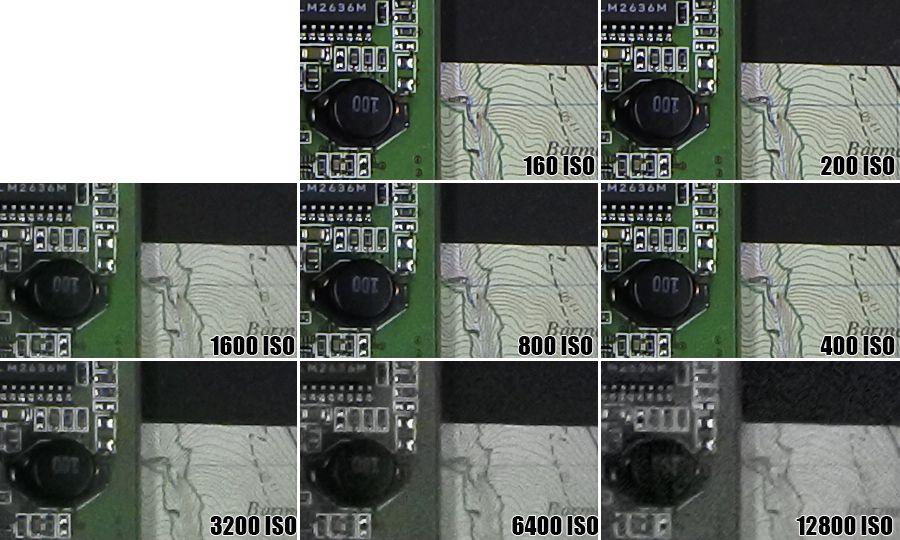 Nikon1 J5 ISO ISO12800