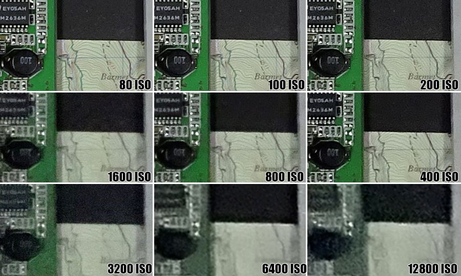 HX90V ISO 12800