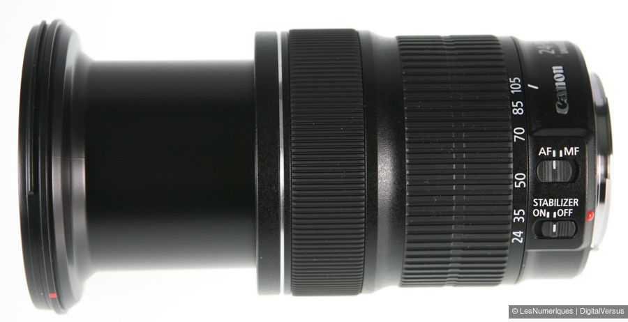 Canon EF 24-105 mm f/3,5-5,6 mm IS STM