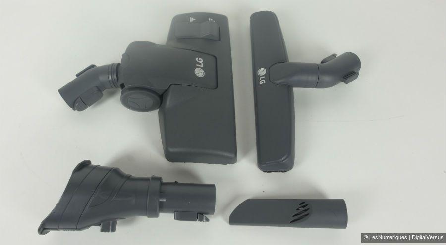 LG Cordzero VWR514SA accessoires