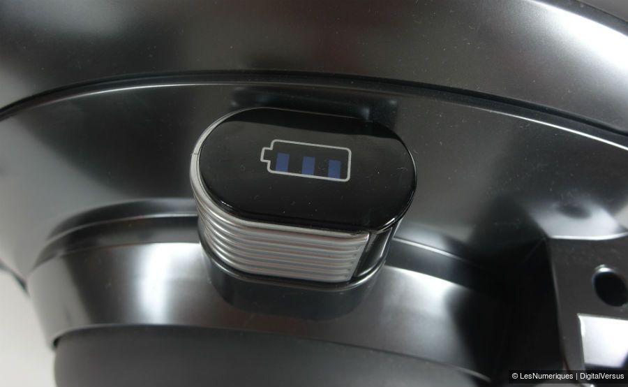 LG Cordzero VWR514SA temoin charge