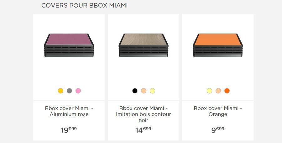 Bbox Miami 09 covers