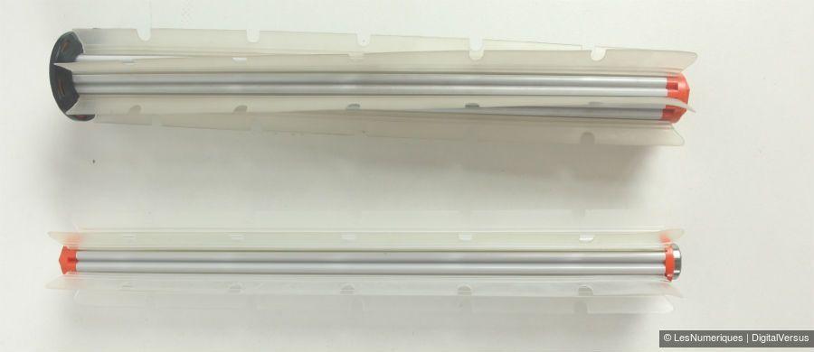 NeatoBotVac D85 brosse pales