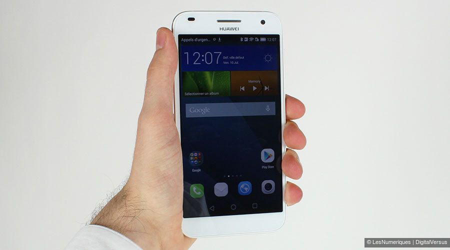 Test huawei ascend g7 12