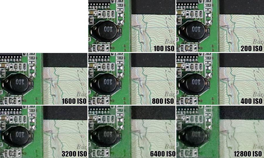 Canon 750D ISO LMDN12800