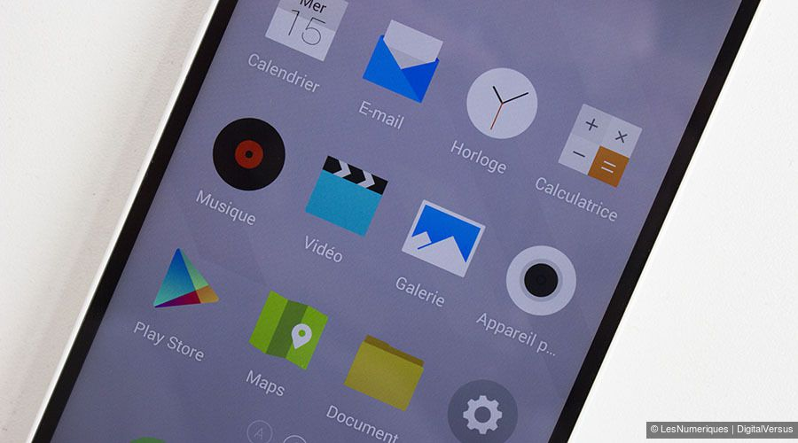 Test meizu m2 note 3