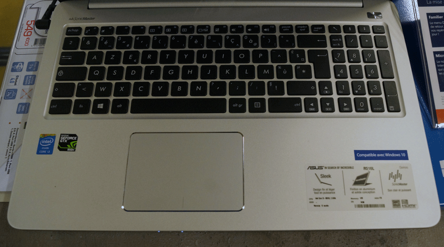 Asus R51