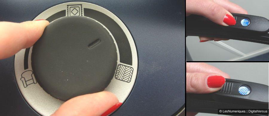 PhilipsPerformerParquet variateur