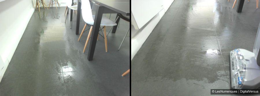 Vax Floormate mode scrub