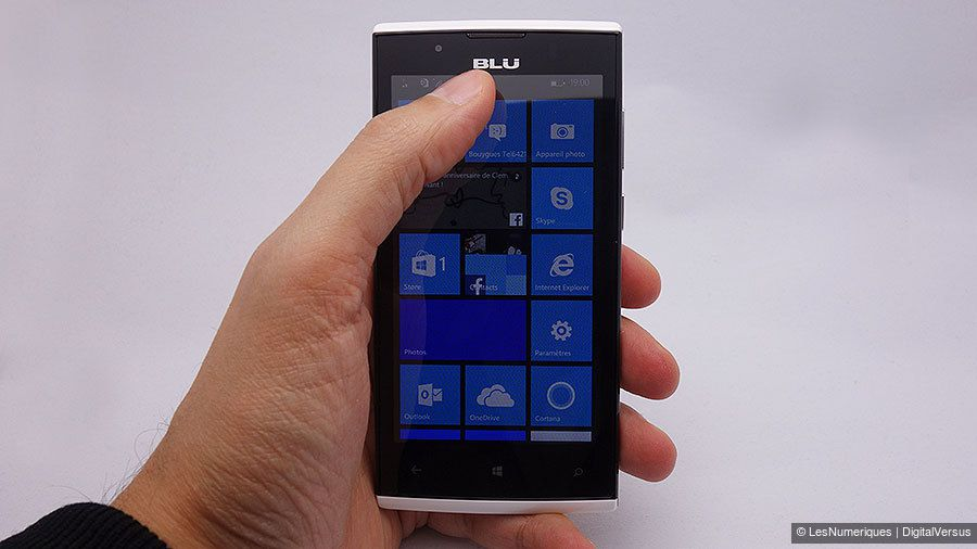 Test blu win jr lte 5