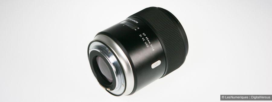 Tamron SP 45 mm f/1,8 Di VC USD