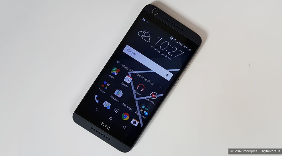 Test htc desire 626 face