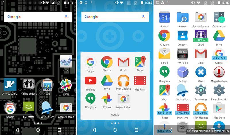 Meilleures applications de datation pour Android 2015