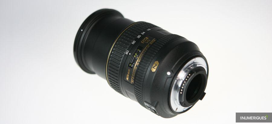 Nikon AF-S Nikkor DX 16-80 mm f/2,8-4E ED VR