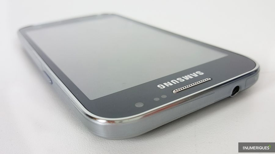 Test samsung galaxy core prime haut