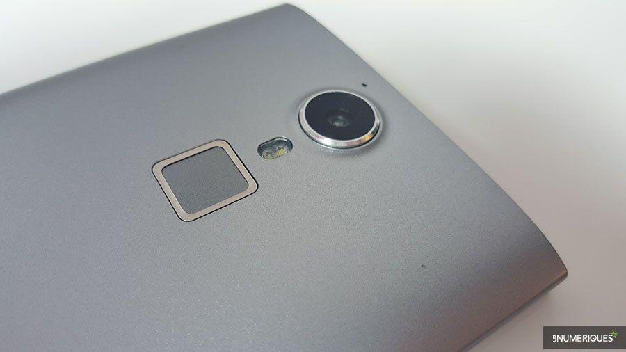 Test doogee f5 capteur photo