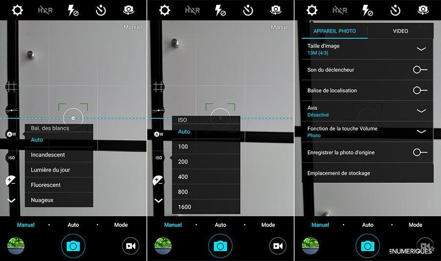 Test sosh soshphone 3 interface photo 2