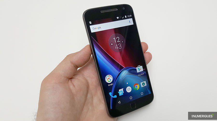 Lenovo Moto G4 Plus : Test complet - Smartphone