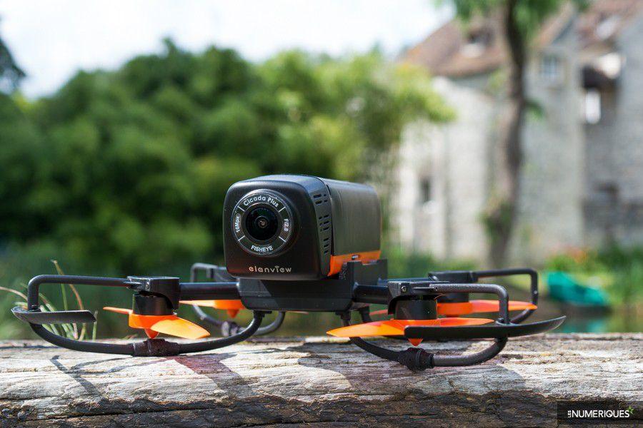 Drone Cicada Plus PNJ Elanview