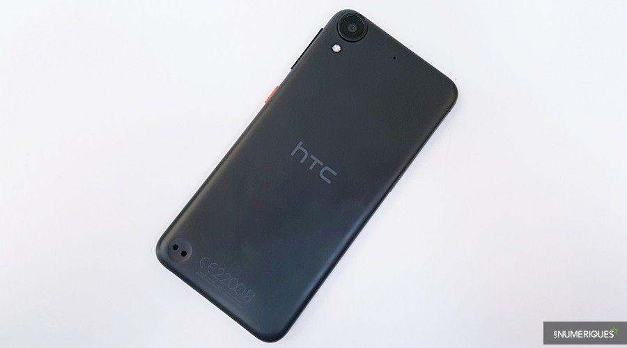 Test HTC Desire 530 Dos