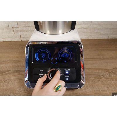 Robot-cuiseur e.Zicom e.zichef Mixeo: l'outsider au bon rapport qualité/prix