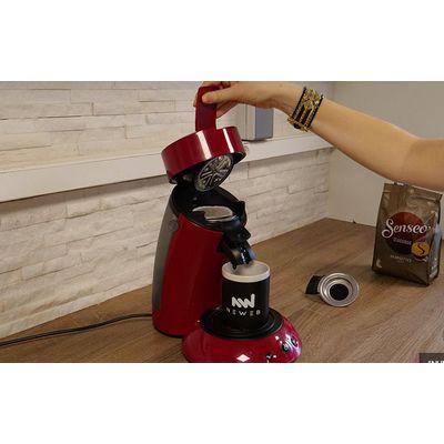 Philips Senseo Original HD6553/71: une cafetière plus originelle qu'originale