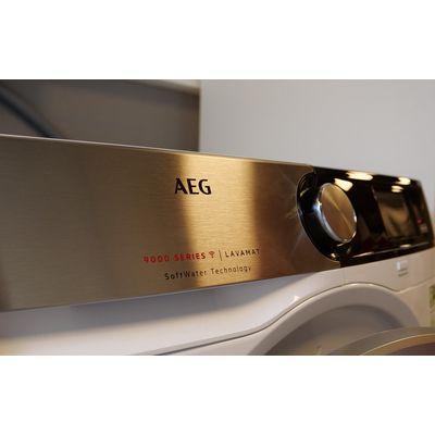 Lave-linge AEG L9FER962A: il veut adoucir l'eau et la corvée de linge