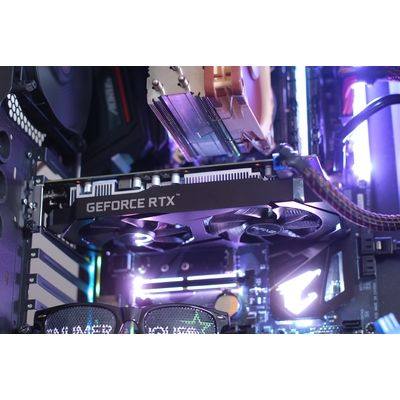 KFA2 GeForce RTX 20601-Click OC: prix plancher pour prestation convaincante