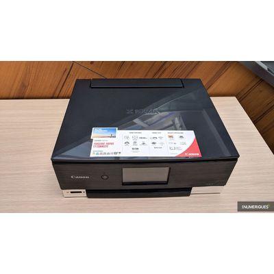 Canon Pixma TS8250: une imprimante jet d'encre de référence