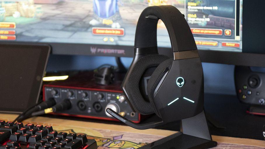 casque audio sans fil gamer