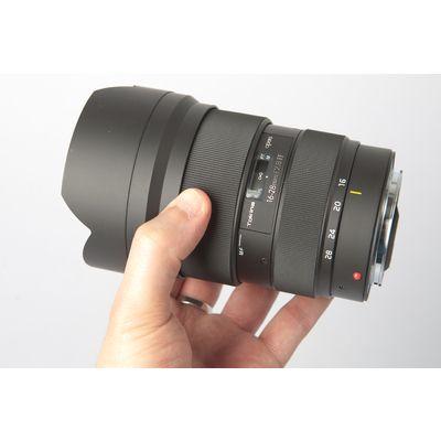 Tokina Opera 16-28mm F2.8 FF: pas à la hauteur de ses ambitions