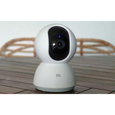 Xiaomi Mi Home Security Camera 360° 1080p: une caméra qui tourne bien rond