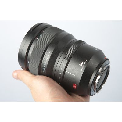 Panasonic Lumix S Pro 50mm F1.4: un objectif hors-norme