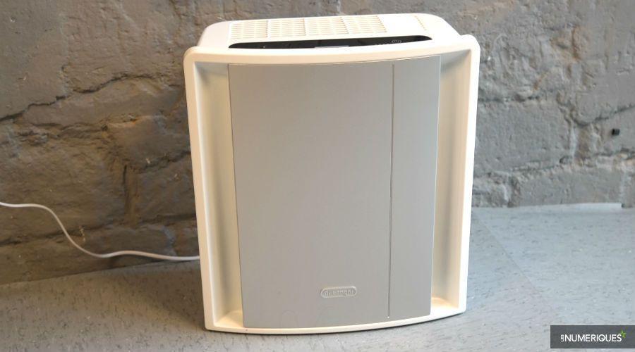 purificateur d 39 air avec ioniseur delonghi dap700e. Black Bedroom Furniture Sets. Home Design Ideas