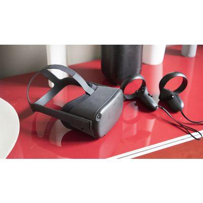 Oculus Quest: la réalité virtuelle n'a jamais été aussi accueillante