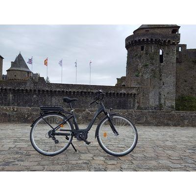 Peugeot eC02 BoschActive Line: un vélo électrique urbain confortable
