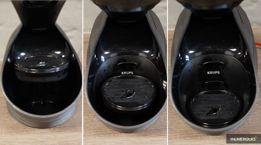 krups dolce gusto movenza test complet cafeti re capsule dosette les num riques. Black Bedroom Furniture Sets. Home Design Ideas