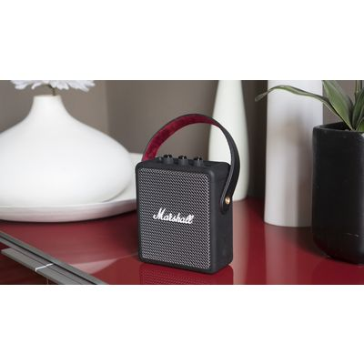 Enceinte portable Marshall Stockwell II : le design évolue, le son progresse