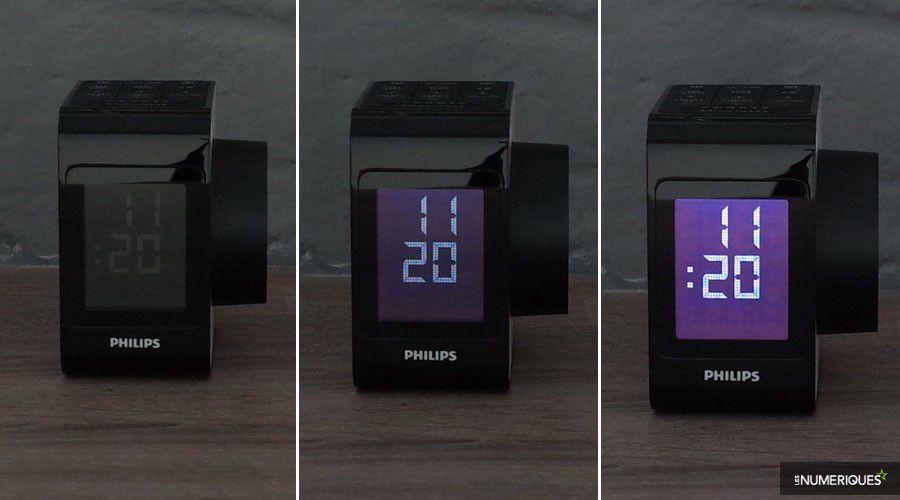 Philips AJ4800 12   test, prix et fiche technique - Réveil - Les ... fefaacdd3d56