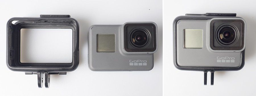 GoPro hero5 black coque