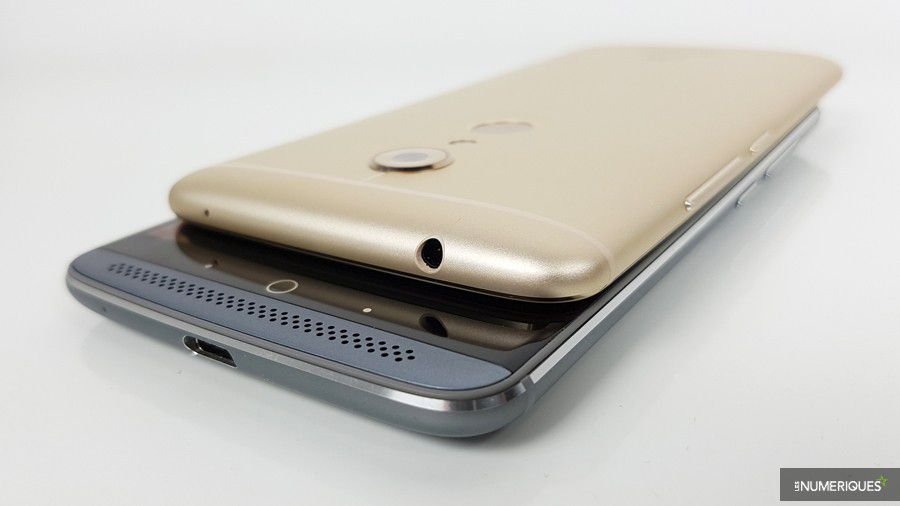 ZTE Axon 7 : Test complet - Smartphone