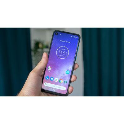 Motorola One Vision: un smartphone homogène