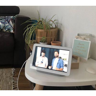 Google Nest Hub: un premier smart display qui fait le plein de fonctionnalités