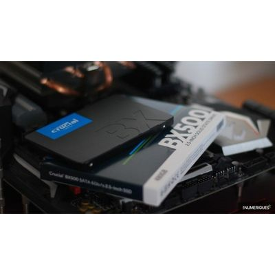 Crucial BX500120Go: un très bon SSD vendu aux alentours de 20€