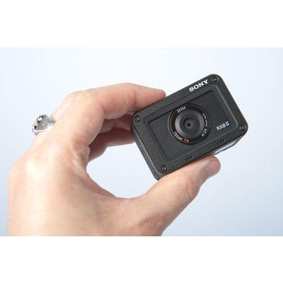 Sony RX0 II: toujours pas faite pour l'action