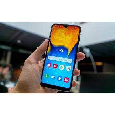 Samsung Galaxy A20e: un smartphone qui va à l'essentiel