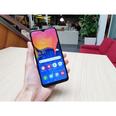 Samsung Galaxy A10: des concessions pénalisantes