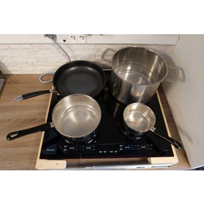 Sauter SPI4462B: une très bonne plaque de cuisson 4 feux à 400€