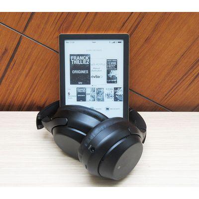 Liseuse Vivlio Touch HD Plus: mémoire d'éléphant et connectivité