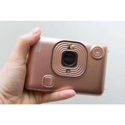 Fujifilm Instax LiPlay: l'appareil photo trois-en-un